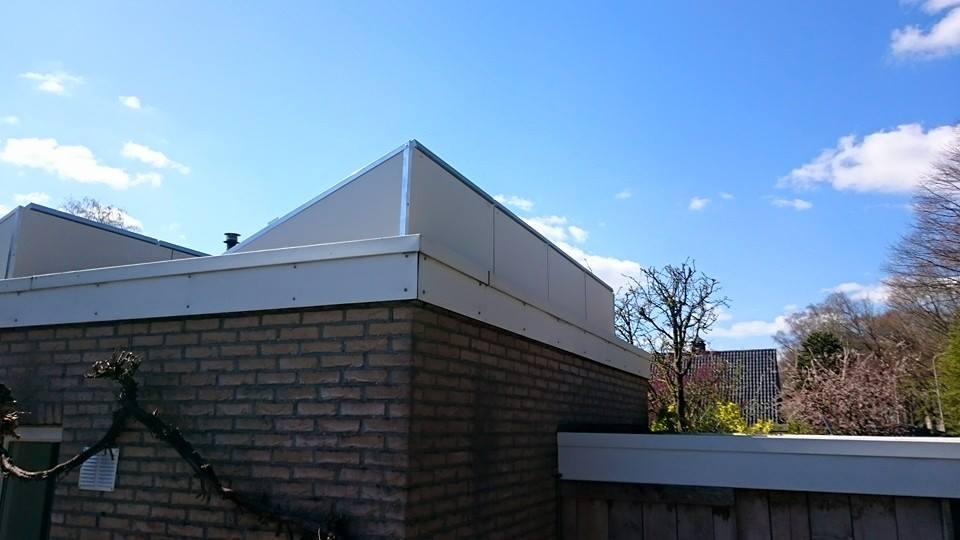 afwerking zonnepanelen bouwbedrijf aannemer timmerbedrijf Oldenzaal